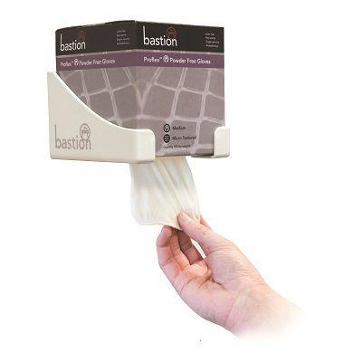 Gloves Proflex P/free White Large