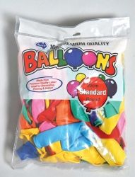 Balloons Alpen 30 cm assorted colours