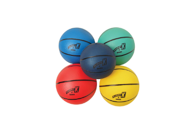 Low Impact Playball 10cm Blue