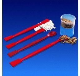 Spatula Nylon spoon/flat ends 180mm