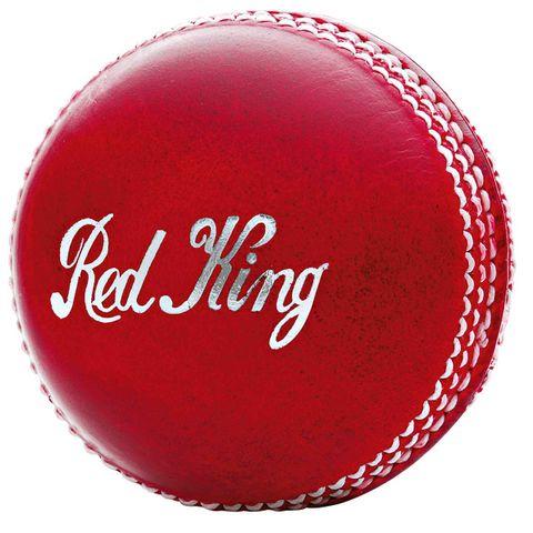 Kooka Red King Cricket Ball 142g