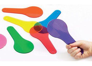 Colour Paddles 150mm