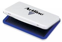 Stamp pad Artline no. 0 blue