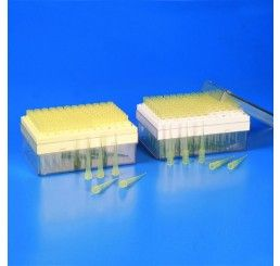 Pipette tips 2-200ul for Gilson boxed