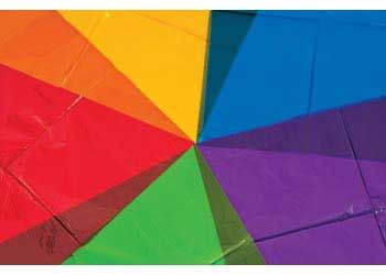 Assorted cellophane 75cmx1m