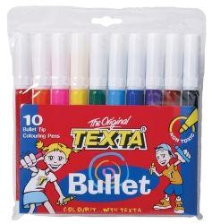 Marker Texta bullet tip