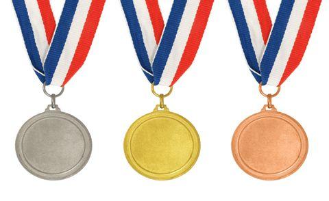 Trophies Medals