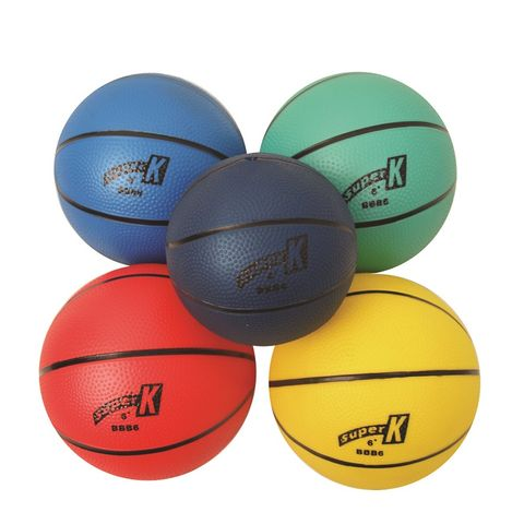 Low Impact Playball 15cm Blue