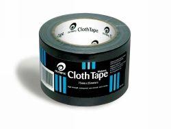 Tape cloth wotan 75mm x 25m black