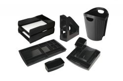 Document trays esselte black