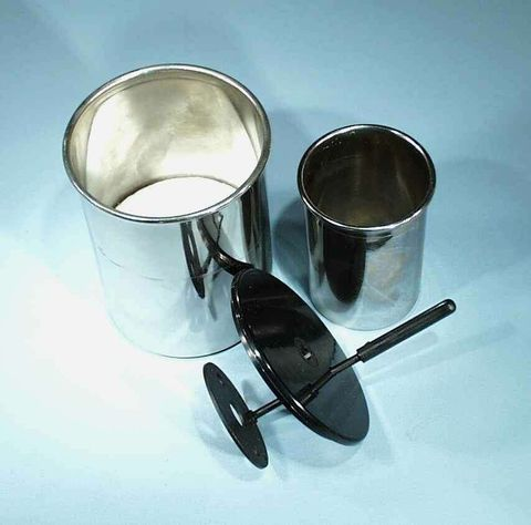 Calorimeter cups inner/outer pair