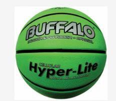 Basketball Hyper-lite green