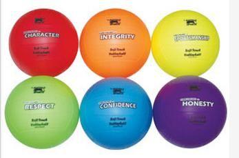 Gator Foam Balls 210mm Core Values Set:1