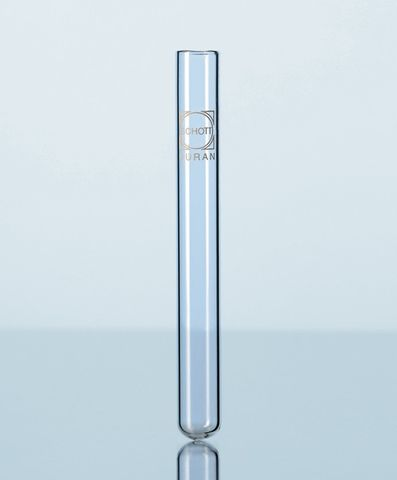 Test tube rimless 12x75mm