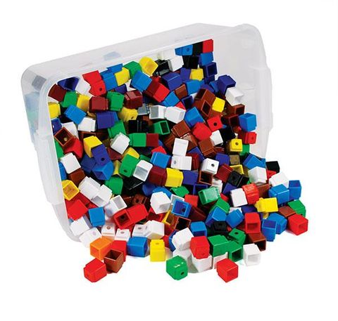 Simfit cubes 500 pieces