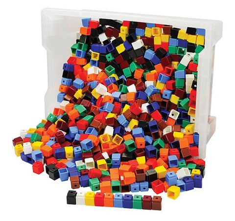 Simfit cubes 1000 pieces
