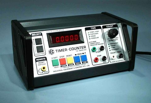 Timer/counter/freq 20 mem LED 6 dig 240V