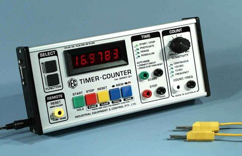 Timer/counter/freq 20 mem LED 6 dig 12V