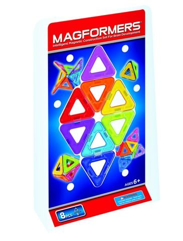 Magformers - Triangles 8
