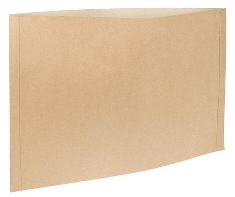 Brown kraft 180gsm folio bag A3