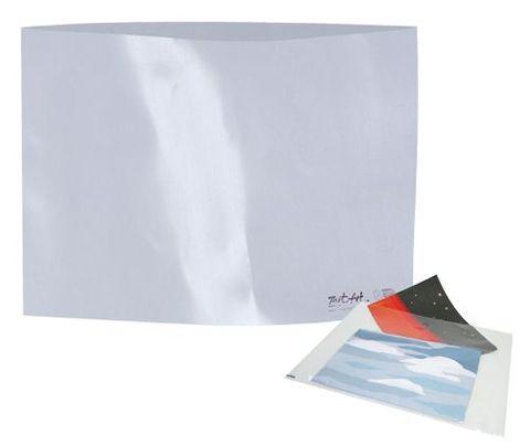 Plastic clear folio bag 46 x 61cm