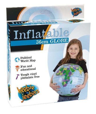 Globe, inflatable 36cm