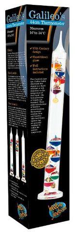 Galileo thermometer 44cm