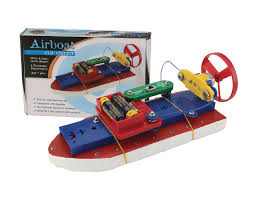 Clip circuit airboat