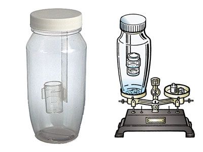 Law of conservation of mass experiment