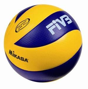 Mikasa Official Game Ball
