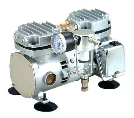 Vacuum pump Sparmax double head