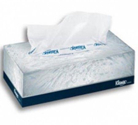 Tissues facial white 2 ply 200s Kleenex