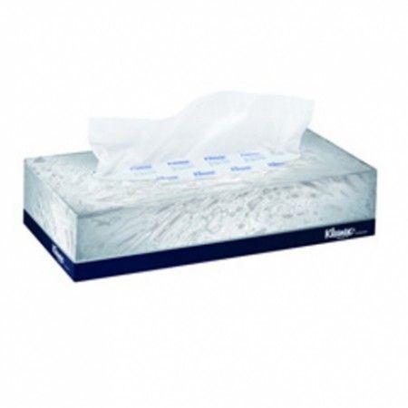Tissues facial white 2 ply 100s Kleenex