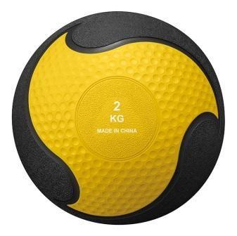 Medicine ball rubber Purple 2kg