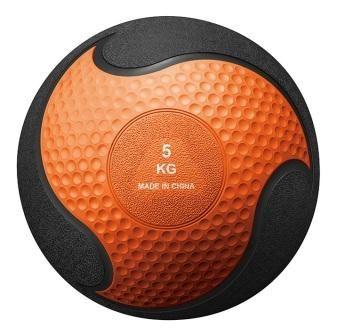 Medicine ball rubber Blue 5kg