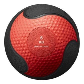 Medicine ball rubber Green 6kg