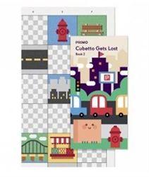 Cubetto - Ocean map & story book