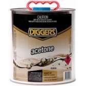 Acetone Technical (Diggers) 4lt