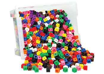 All link cubes 2cm 4000 [WSL]