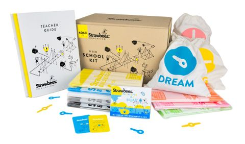 Strawbees School Kit
