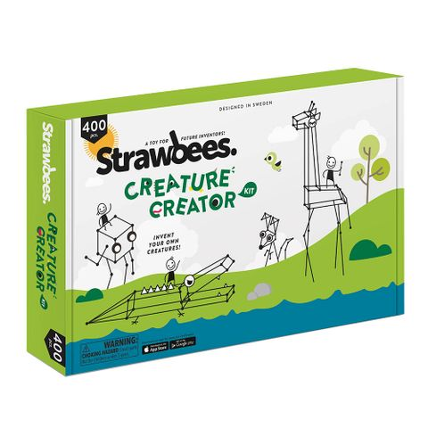 Strawbees creative creator kit