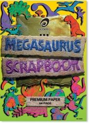 Scrapbook Megasaurus