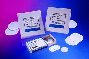 Whatman Filter Paper No.542 125mm 2.7um