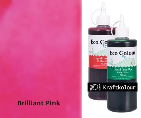 Eco Colour 500mL Brilliant Pink