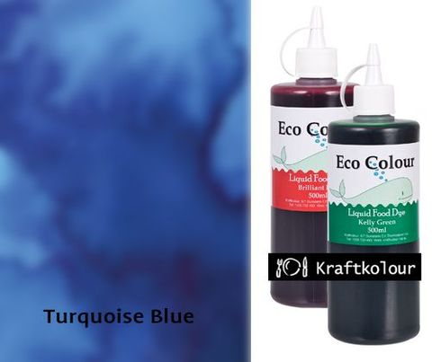 Eco Colour 500mL Turquoise(Brilliant Bl)