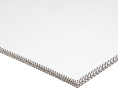 Cardboard white 250gsm A4 100s (Pasteboa