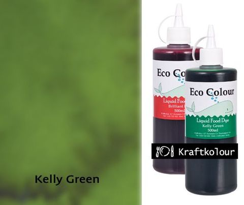 Eco Colour 500mL Kelly Green
