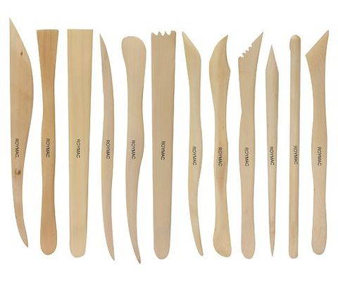 """Modelling Tool 8"""" 12s Boxwood Asst"""