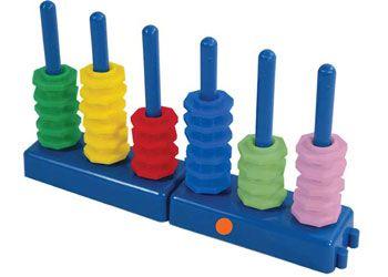 Decimal Place Value Abacus Set