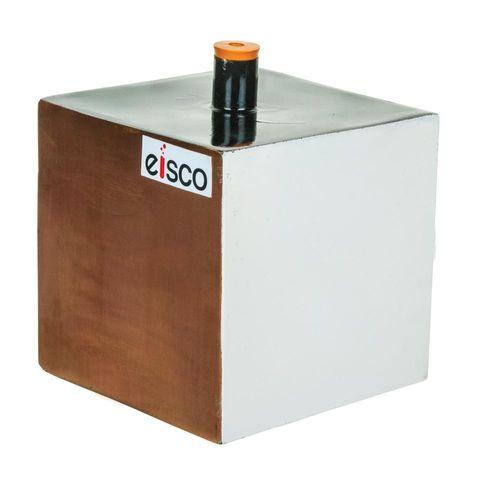 Leslie's cube - Copper 100mm sides